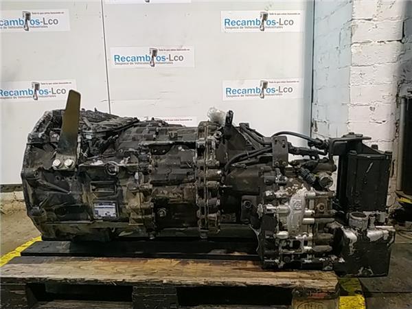 caja de cambios automatica renault magnum e.tech 480.18t