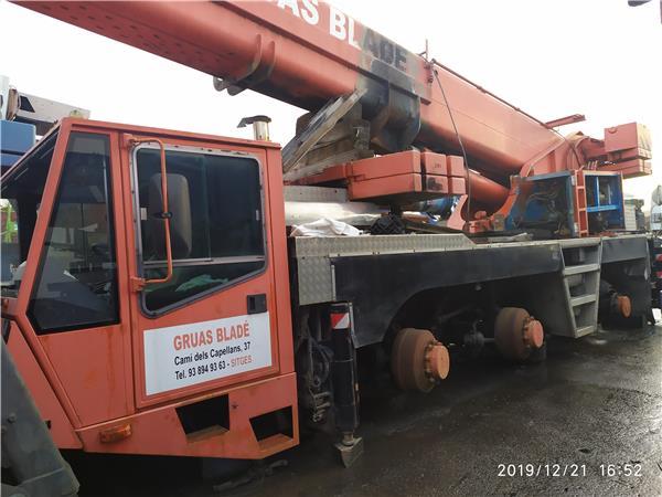 despiece completo demag ac 155 tracción 6x6x6