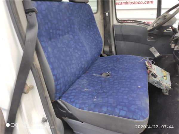 asiento acompanante doble iveco daily ii 35 c foto 1