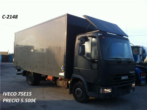 generica iveco eurocargo tector chasis     (modelo 75 e 15) [3,9 ltr.   110 kw diesel]