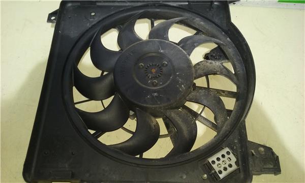 electroventilador opel astra h gtc 20 sport foto 2