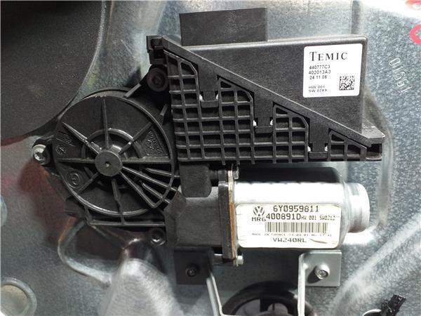 mecanismo elevalunas trasero izquierdo volksw foto 3