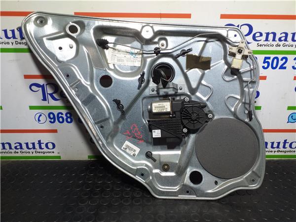 mecanismo elevalunas trasero izquierdo volksw foto 1