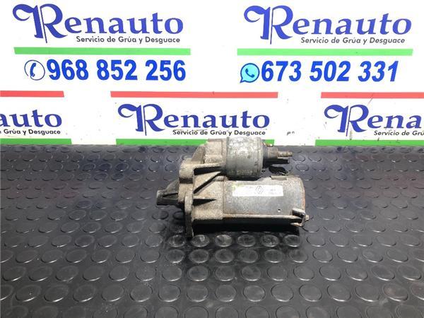 motor arranque renault scenic iii (jz)(2009 >) 1.5 authentique [1,5 ltr.   63 kw dci diesel cat]