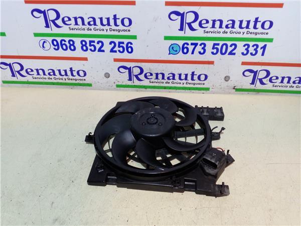 ventilador radiador aire acondicionado opel zafira 1.9 cdti