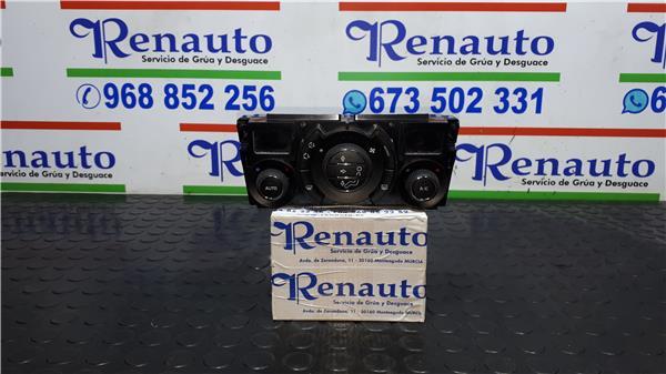 mandos climatizador peugeot 3008 (05.2009 >) 1.6 allure [1,6 ltr.   82 kw hdi fap]