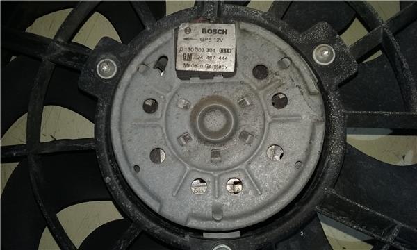 electroventilador opel astra h gtc 20 sport foto 4