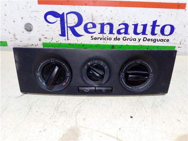mandos calefaccion aire acondicionado skoda f foto 2