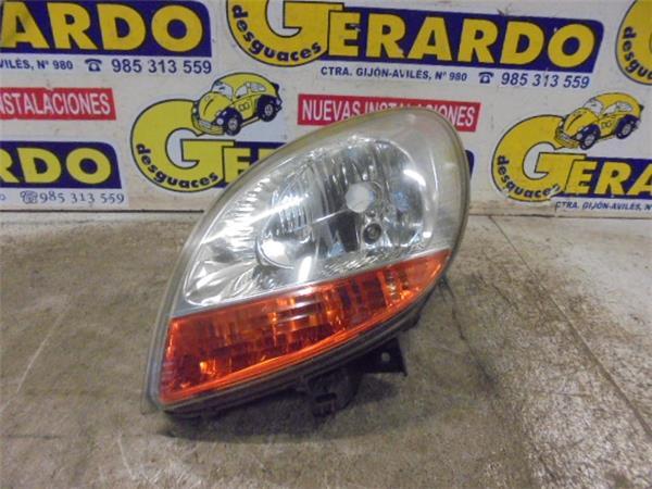 Fotografia 1 de 1 para anuncio Se vende Faro Delantero Izquierdo Renault Kangoo I (F/KC0)(2003->) 1.9 Generique [1,9 Ltr. - 40 kW Diesel]