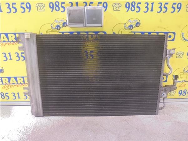 radiador aire acondicionado opel astra h gtc foto 2