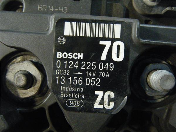 alternador opel astra h berlina 14 foto 4