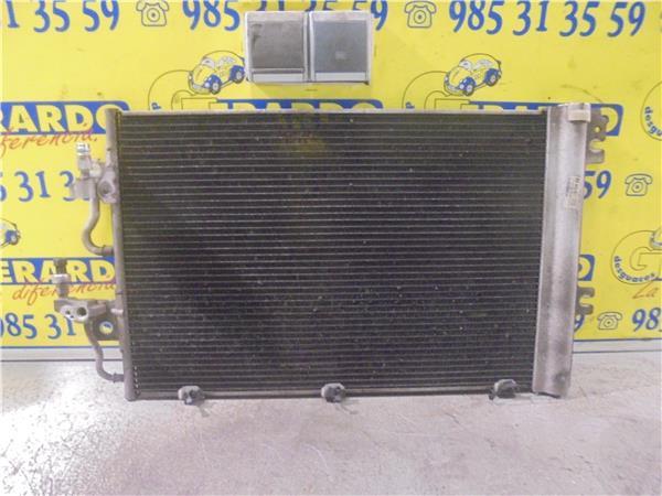 radiador aire acondicionado opel astra h gtc foto 1
