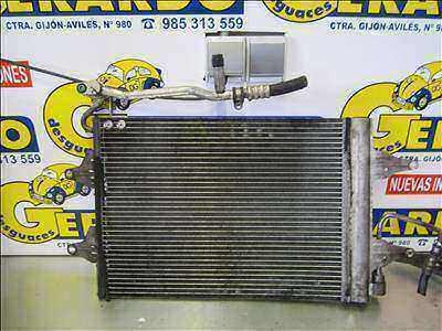 radiador aire acondicionado seat ibiza  (6l1)(04.2002  >) 1.9 sdi