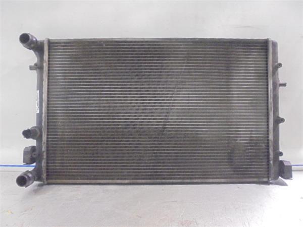 radiador skoda fabia familiar 19 tdi foto 4