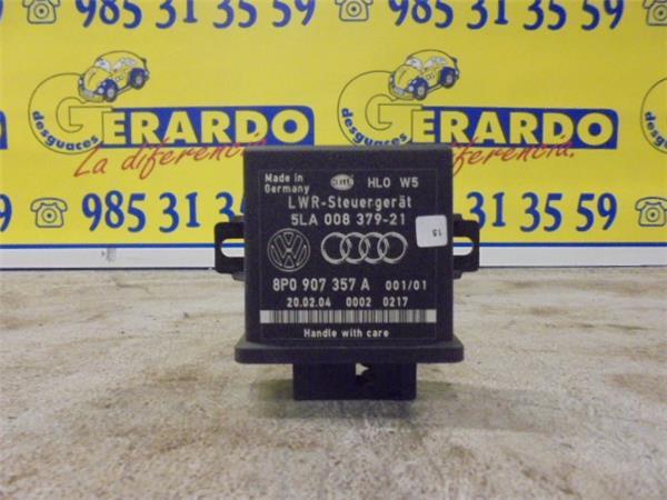 Fotografia 1 de 1 para anuncio Se vende Centralita Luces Audi A3 (8P)(2003->) 2.0 TDI 16V