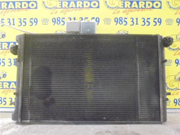 radiador skoda fabia familiar 19 tdi foto 2