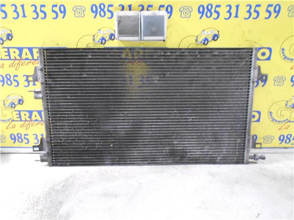 radiador aire acondicionado renault vel satis foto 1