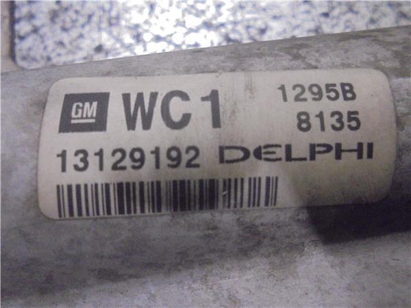 radiador aire acondicionado opel astra h gtc foto 3