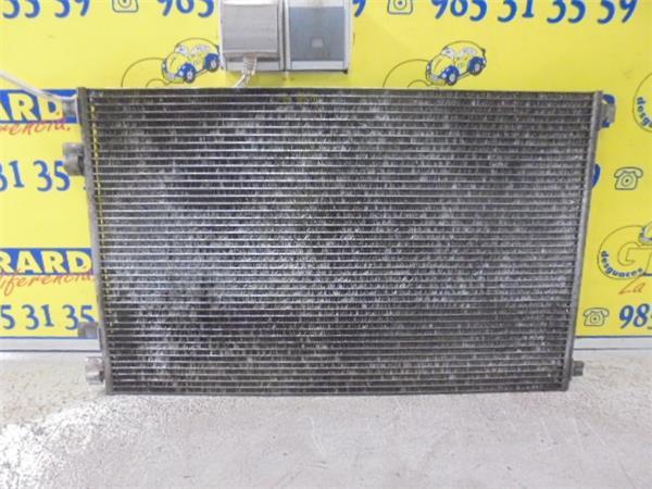 radiador aire acondicionado renault scenic ii foto 2