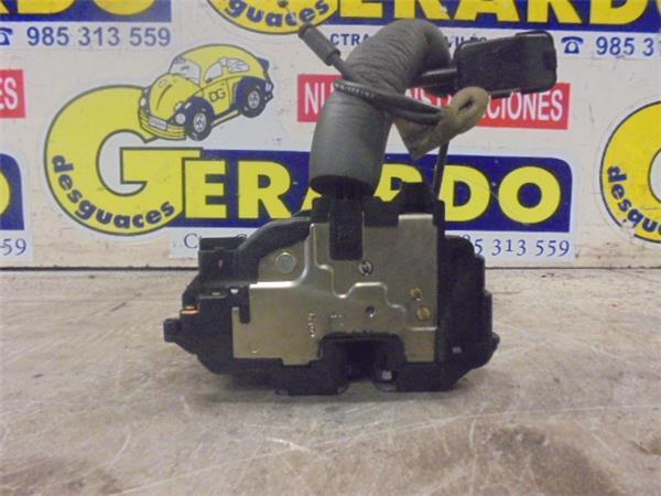Fotografia 1 de 1 para anuncio Se vende Cierre Electromagnetico Delantero Derecho Renault Megane III Berlina 5P (2008->) 1.9 Dynamique [1,9 Ltr. - 96 kW dCi Die