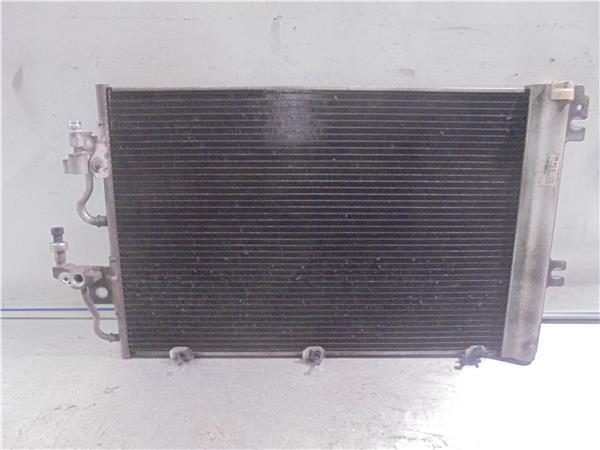 radiador aire acondicionado opel astra h gtc foto 4