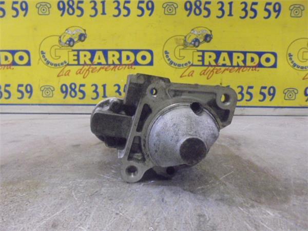 motor arranque renault kangoo i (f/kc0)(2003 >) 1.5 authentique pack [1,5 ltr.   48 kw dci diesel]
