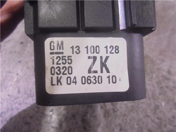 mando de luces opel astra h gtc 16 foto 3