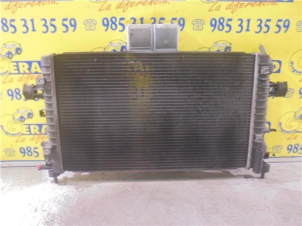 radiador opel astra h gtc 16 foto 2