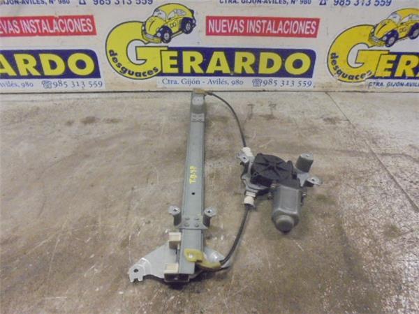 Fotografia 1 de 1 para anuncio Se vende Mecanismo Elevalunas Trasero Derecho Nissan Navara 3 III Pick-up (D40M) (05.2005->) 2.5 dCi 4WD