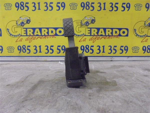 potenciometro pedal gas skoda fabia familiar foto 2