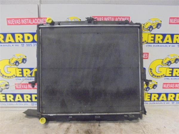 Fotografia 1 de 1 para anuncio Se vende Radiador Nissan Navara 3 III Pick-up (D40M) (05.2005->) 2.5 dCi 4WD
