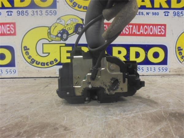 Fotografia 1 de 1 para anuncio Se vende Cierre Electromagnetico Trasero Izquierdo Renault Megane III Berlina 5P (2008->) 1.9 Dynamique [1,9 Ltr. - 96 kW dCi Die