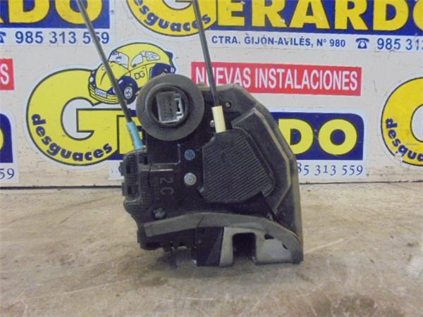 Fotografia 1 de 1 para anuncio Se vende Cierre Electromagnetico Trasero Derecho Toyota Urban Cruiser(2009->) 1.4 Active [1,4 Ltr. - 66 kW Turbodiesel CAT]
