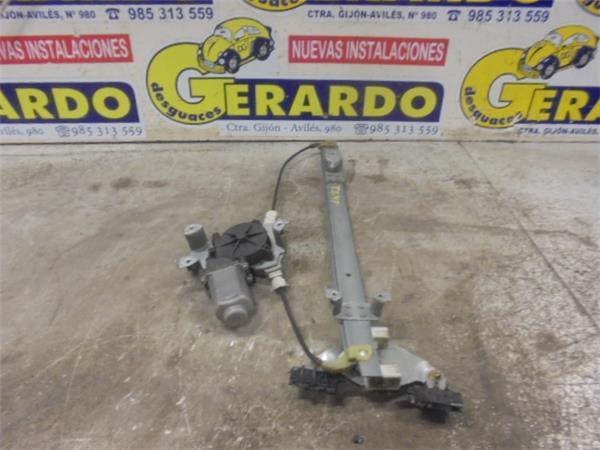 Fotografia 1 de 1 para anuncio Se vende Mecanismo Elevalunas Trasero Izquierdo Nissan Navara 3 III Pick-up (D40M) (05.2005->) 2.5 dCi 4WD
