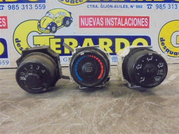 Fotografia 1 de 1 para anuncio Se vende Mandos Calefaccion / Aire Acondicionado Toyota Urban Cruiser(2009->) 1.4 Active [1,4 Ltr. - 66 kW Turbodiesel CAT]