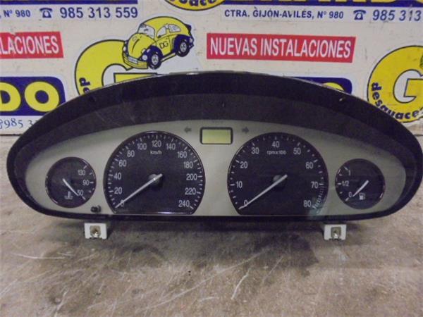 Fotografia 1 de 1 para anuncio Se vende Cuadro Completo Lancia Lybra Station Wagon (1999->) 1.8 16V (839BXB1A, 839BXG1A)