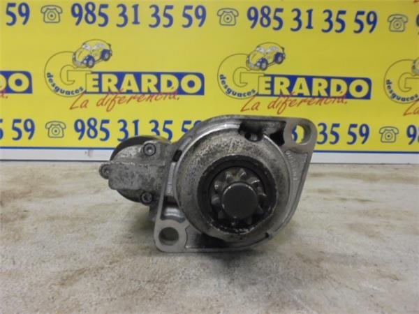 Fotografia 1 de 1 para anuncio Se vende Motor Arranque Skoda Fabia (6Y2/6Y3)(2000->) 1.9 TDI