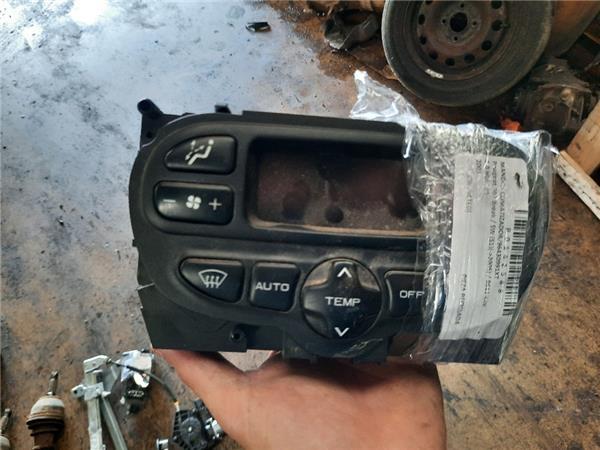 mandos climatizador peugeot 307 break / sw (s1)( >2005) 2.0 hdi 110