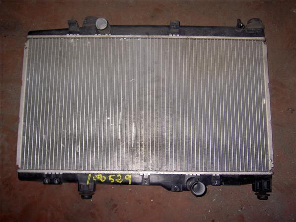 radiador toyota yaris 14 d 4d foto 1
