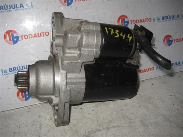 motor arranque seat ibiza  (6l1)(04.2002  >) 1.4 16v