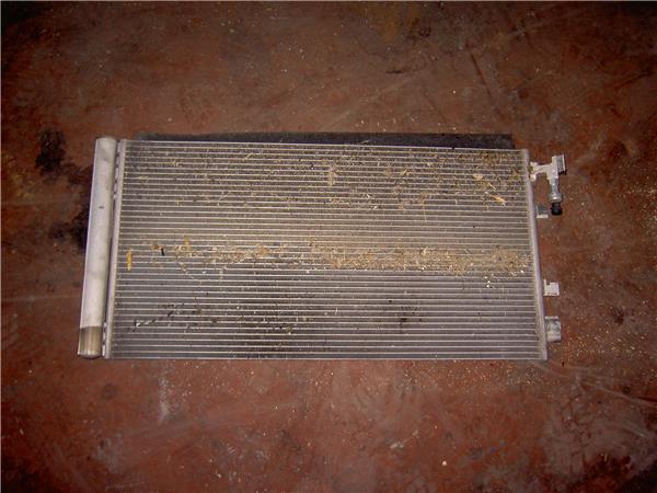 radiador aire acondicionado renault grand sce foto 2