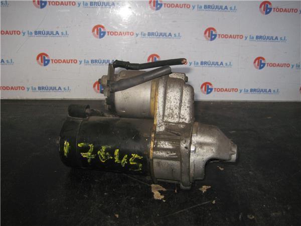 motor arranque opel vectra b fastback 16 i 16 foto 2