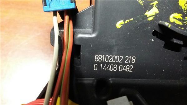 mando multifuncion renault clio grandtour 15 foto 2