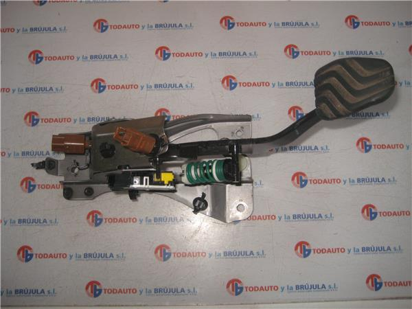 pedal embrague nissan x trail iii 16 acenta 4 foto 1