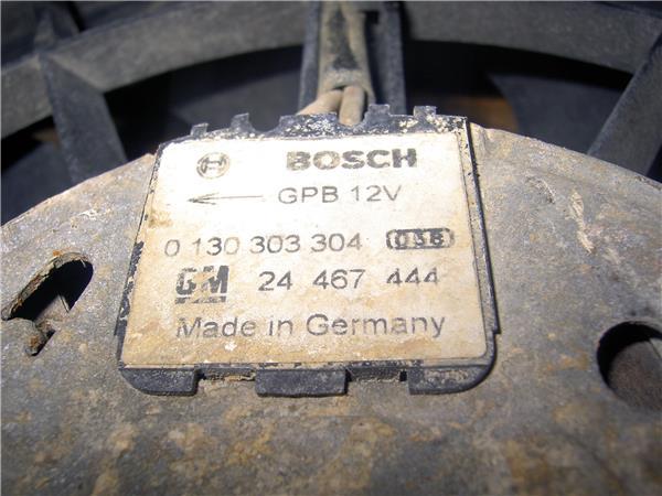 electroventilador opel astra h berlina 17 cdt foto 3