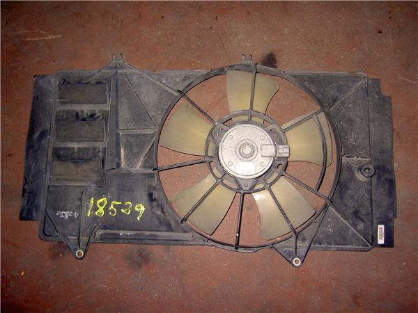 electroventilador toyota yaris 14 d 4d foto 1