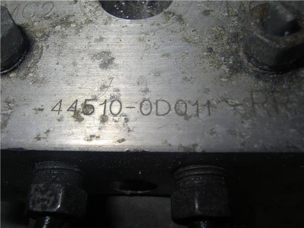 nucleo abs toyota yaris 14 d 4d foto 4