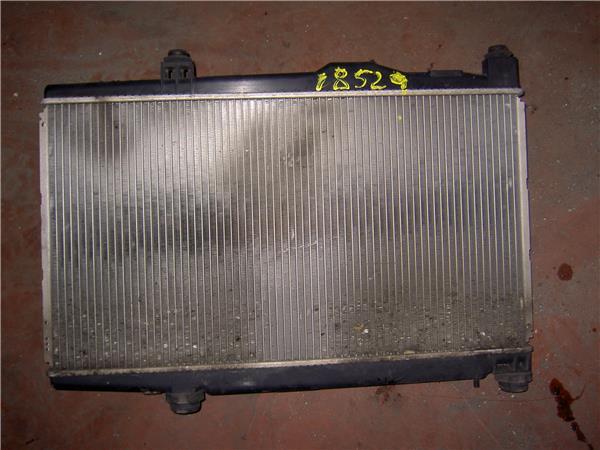 radiador toyota yaris 14 d 4d foto 2