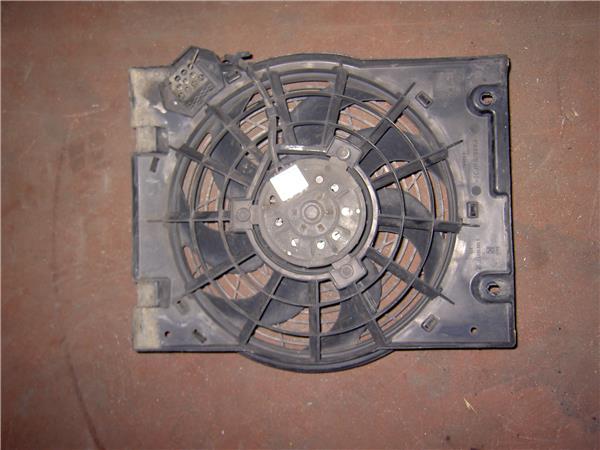 electroventilador opel zafira a 22 dti 16v foto 2