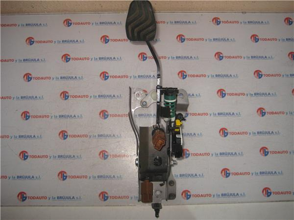pedal embrague nissan x trail iii 16 acenta 4 foto 3